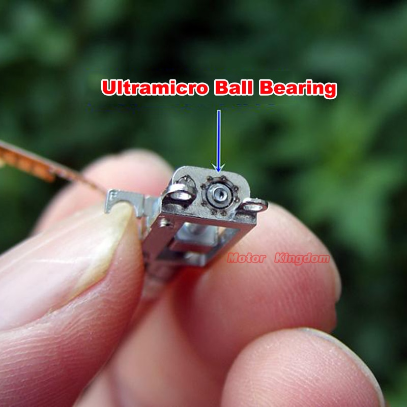 DC 5V 2-Phase 4-Wire Miniature 4mm Precision Ultra-Tiny Stepping Stepper Motor