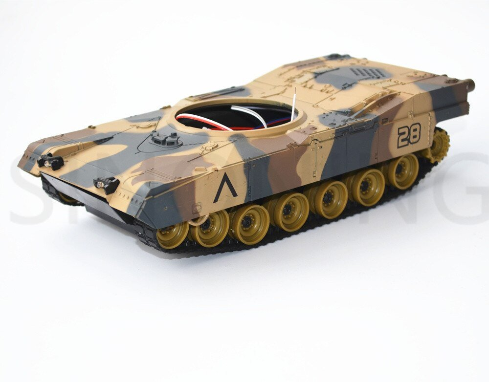 Cheap Smart Robot Tank Chassis with cover Crawler caterpillar rubber Tracking DIY for Arduino SN5300