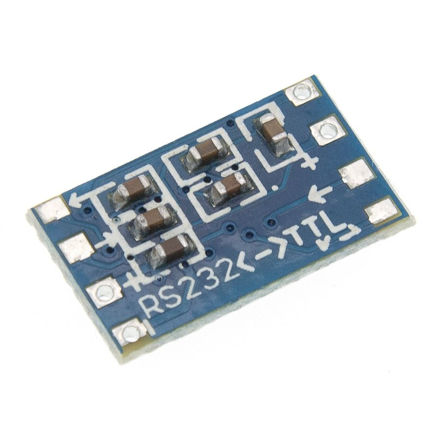 10pcs Mini RS232 MAX3232 Levels To TTL Level Module Serial Converter Board