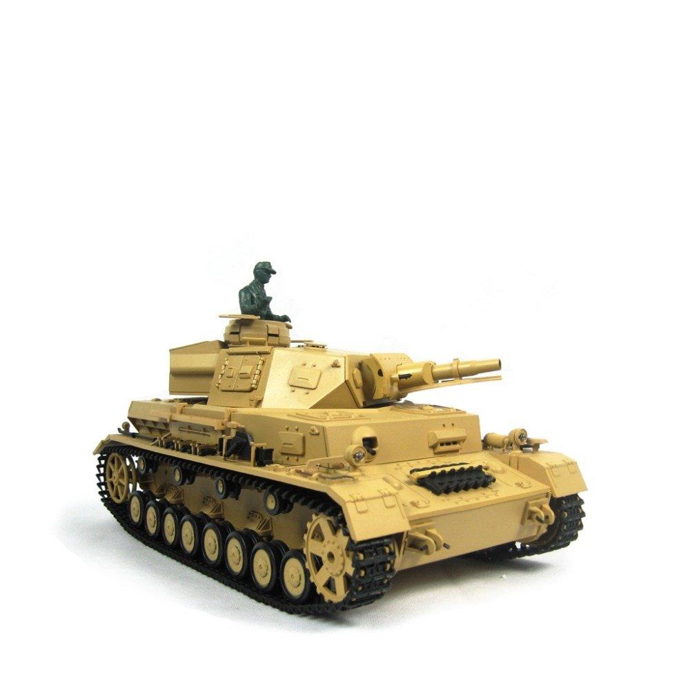 henglong 3858 1/16 German Panzer IV F type 3859 German Panzer IV F2 RC tank Upgrade parts Steel Gear box/Metal track