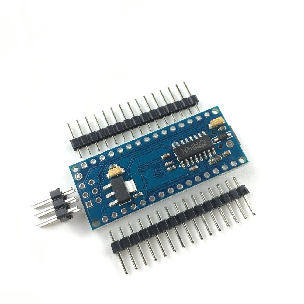 Thinary Nano Mini USB With the bootloader compatible Nano controller for arduino CH340 USB driver 16Mhz Nano ATMEGA168P