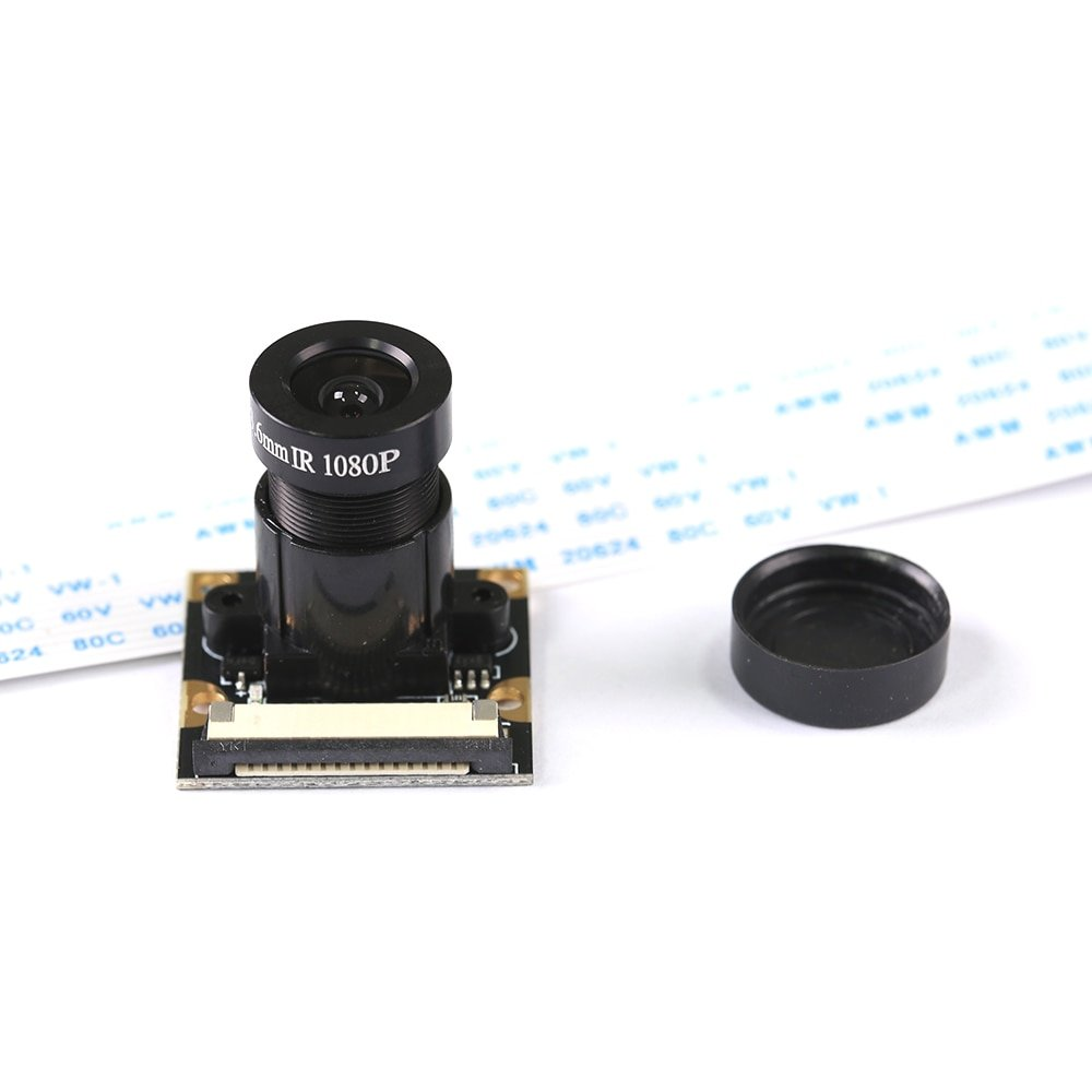 Raspberry Pi 2/3/4B 5Mp 500W Night Camera 3.6MM Wide angle lens Sensor Camera Module for Raspberry Pi AI recognition