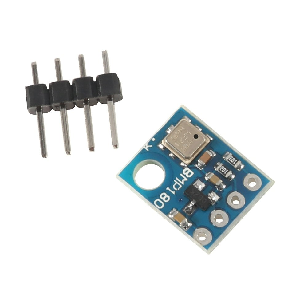 GY-68 BMP180 GY68 Digital Barometric Pressure Sensor Board Module compatible with BMP085 For Arduino